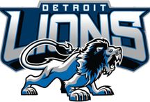Detroit Lions / The Detroit Lions are a professional American football team based in Detroit, Michigan. They are members of the North Division of the National Football Conference (NFC) in the National Football League (NFL), and play their home games at Ford Field in Downtown Detroit.