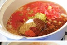 Soup and Chili Recipes / Cold weather recipes galore! Soup and chili recipes