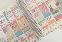 Weekly Planner Spreads