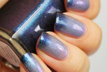 Nightcrawler / color changing nail lacquer