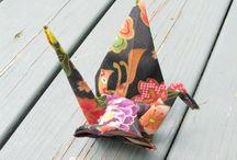 Origami GOAL Cranes