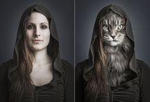 Photo Manipulation & double exposure