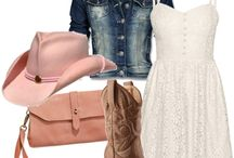Countrygirl outfits!<3