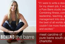 #PureBarreOwners Spotlight / by Pure Barre