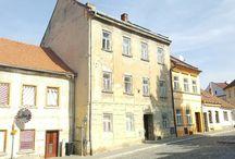 Přestavba historického domu / Fotozáznam rekonstrukce historického domu v centru židovské části města Boskovice.