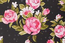 Flores Estampadas