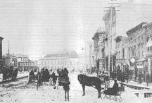 nineteenth-century street
