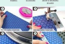 Sewing tips and details