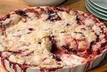 Crumbles/Pies