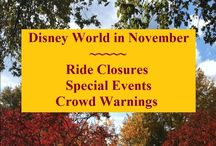 Disney World Ride Closures & Refurbishments  / Here's the spot to see which rides and attractions will be closed during your visit to Disney World?   We'll include information about the Magic Kingdom, Epcot, Animal Kingdom, and Disney's Hollywood Studios.