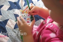 Education Station / Great educational games and activities. / by Chasing Kids and Dreams