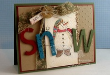 Stampin UP/cards / by Annette Matheny Oldaker