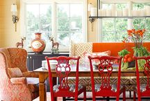 Breakfast Nooks & Dining Rooms
