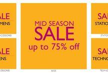 Thomas Lyte Sale / Thomas Lyte Mid Season SALE! Up to 75% off selected lines. #fashion #london #british #bags #designer #sale / by Thomas Lyte