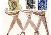 timbres anciens