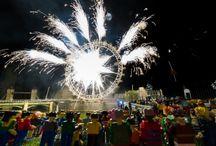 World's Smallest Fireworks Display