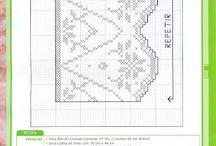 Crochet Filet / by Sandra Gonçalves
