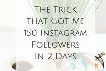 Instagram/business tips