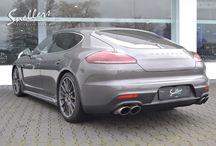 Porsche Panamera 4S PDK - Louis Snellers / Porsche Panamera 4S PDK - Louis Snellers