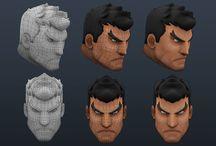 3D-texture