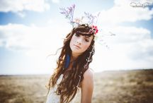Boho Bridal Shoot / Bridal shoots that I've done recently in Cornwall