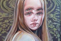 Alex Garant- What's with the eyes ?