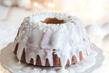 Christmas Bundt Cakes / bundt cakes for Christmas