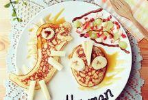 Food Art créatif