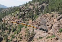 Trains - Travel & Scenic / by Kraig Allen