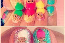 Troll nails origanal