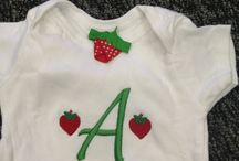 Embroidery Shirts / by Leisa Lovely Designs