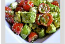 NoCarb/LowCarb Salads