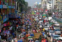 Bangladéš - Dháka