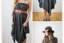 3-in-1 Dress Poncho Story Board / The inspiration behind our beautiful 3-in-1 Dress Poncho