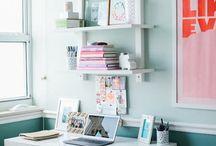 Desk - office design & ideas