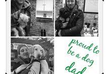 dog dads / proud dog dads #dogdad #dogfather #dogparent
