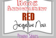 Lost In A Book {Book Announcement} / Book Announcement Posts from Kumiko & Sarah @ Lost In A Book