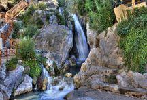 Lugares que visitar / Fuentes naturales