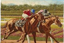 Horse Racing / We collect gift ideas for the horse racing enthusiastic!  Classic Legacy also features artist and designers  that love horse racing. / by Classic Legacy Custom Gifts