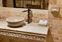 Vessel Sinks / Vessel sink ideas for bathrooms