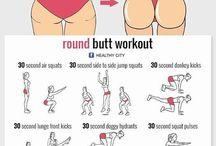 butt and leg workout