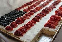 Yummy Fun & Fruity Goodies / by Brandy Hadley