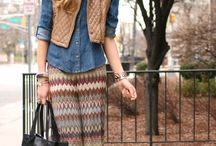 I consider chic! / Casual and chic.