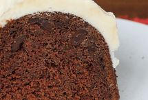 Mouth-Watering Cake Recipes / This board will have tons of recipes for cake that you'll definitely want to try, including chocolate cake recipes, carrot cake recipes, German chocolate cake recipes, pineapple upside down cake recipes, holiday cake recipes, and much, much more.