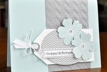 Stampin up Flower Shop / Examples of projects from stampset from Stampin up