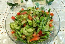 salads / by Karen Hopper