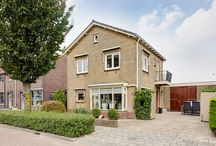 Woning te koop in Veenendaal / Vrijstaande geschakelde woning in een rustig straatje vlakbij centrum en uitvalswegen.