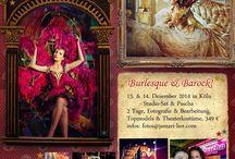 Barock & Burlesque Workshop mit Jamari Lior am  13. und 14. Dezember 2014 in Köln www.my-foto-workshop.com / Barock & Burlesque Workshop mit Jamari Lior am  13. und 14. Dezember 2014 in Köln www.my-foto-workshop.com