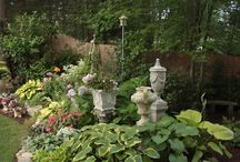 Gardens We Love / Hats off to the gardeners that create these stunning gardens / by Dahlia Barn
