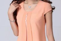 blusas y moda